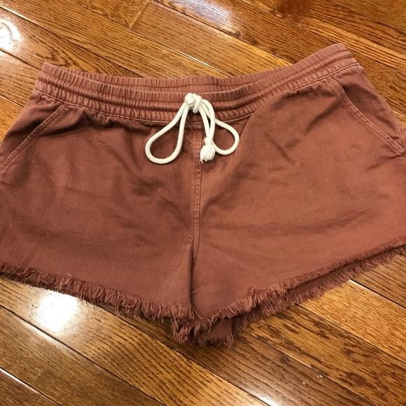 aerie Pants - Aerie shorts drawstring